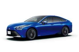 Toyota Meluncurkan Mirai Baru, Daya Jelajah Bertambah