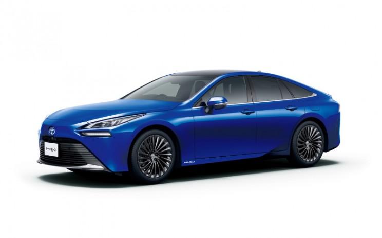 Toyota Meluncurkan Mirai Baru Daya Jelajah Bertambah Otomotif Bisnis Com