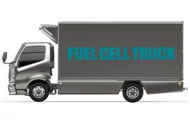 Toyota & Hino Gandeng Peritel Gunakan Truk Hidrogen