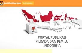 Hasil Real Count KPU Pilkada Serentak 2020 di 9 Provinsi