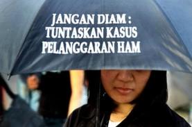 Gara-gara Hal Ini, Kinerja HAM Pemerintahan Jokowi-Ma'ruf…