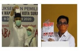 Hasil Real Count KPU Pilkada Surabaya: Eri Cahyadi Unggul dari Machfud