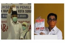 Hasil Real Count KPU Pilkada Surabaya: Eri Cahyadi…