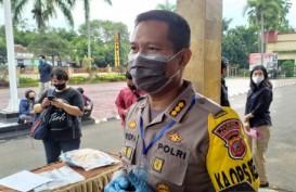 Polisi Larang Konvoi Kemenangan Pilkada Kabupaten Bandung