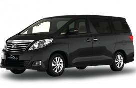 Mobil Bekas Blue Bird, Toyota Alphard Dibanderol Rp210 Juta
