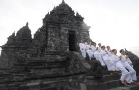 Cegah Covid-19, Pemuka Agama Buddha Terapkan Protokol Kesehatan