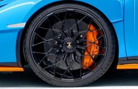 Bridgestone Jadi Ban Resmi Lamborghini Huracán STO