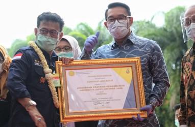 Rajin Promosikan Kopi ke Luar Negeri, Ridwan Kamil Diganjar Penghargaan