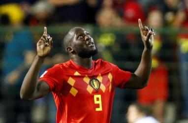 Peringkat FIFA: Belgia Peringkat Satu Dunia Lewati Prancis dan Brasil
