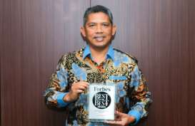 WIKA Grup Raih 3 Penghargaan Bergengsi Forbes