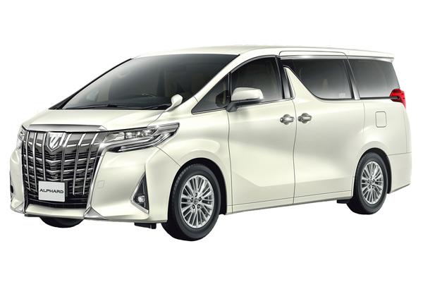 Toyota Alphard 2017 bernilai Rp750 juta. Alphard pertama kali diproduksi pada 2002 untuk keperluan JDM atau Japan Domestic Market.  - Toyota