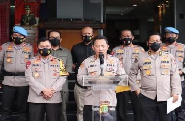 Kabareskrim Listyo: Polisi Temukan Senjata Api dan Bubuk Mesiu dari Laskar FPI