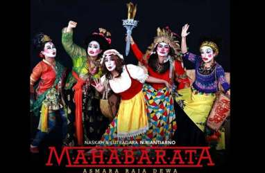 Teater Koma Bersama Bakti Budaya Djarum Foundation Persembahkan Teater Cinta Semesta