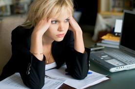 Simak 5 Tanda Kelelahan Dalam Pekerjaan