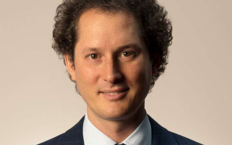 John Elkann, Executive Chairman Ferrari.  - Ferrari