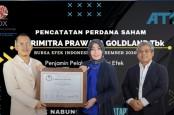 Resmi IPO, Trimitra Prawara Goldland (ATAP) Raih Dana Segar Rp25 Miliar