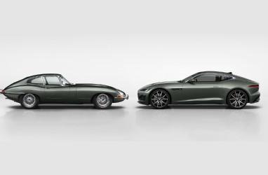 Jaguar Luncurkan F-Type Heritage 60 Edition