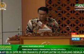 DPR Tunda Pengesahan Prolegnas Prioritas 2021