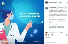 Kominfo: Isu Vaksin Covid-19 Rawan Jadi Saluran Hoaks
