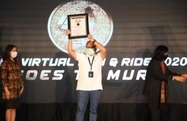 Virtual Port Run and Ride Pelindo III 2020 Raih Dua Rekor Muri