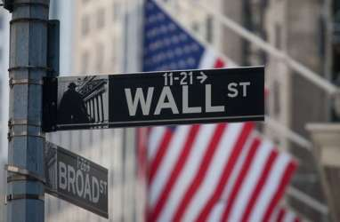 Wall Street Fokus pada Stimulus AS, Dow Jones Ditutup Naik