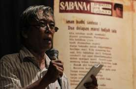 Sastrawan Iman Budhi Santosa Meninggal, Cak Nun: Dia…