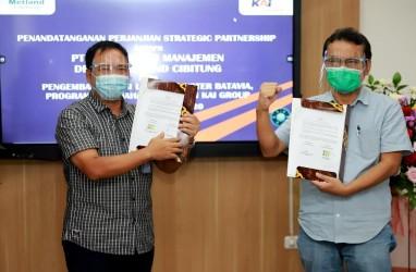 Metland dan KAI Properti Jalin Kerja Sama Pengembangan Perumahan Karyawan di Cibitung