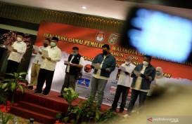 Hasil Real Count Kota Medan: Bobby-Aulia Masih Unggul Atas Akhyar-Salman