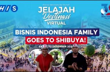 Bisnis Indonesia Jalan-jalan Ke Tokyo Kunjungi 6 Ikonik Wisata Ini
