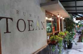 Rumah Toean, Nuansa Teduh di Bekasi