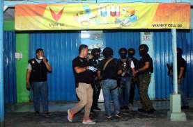 Densus 88 Amankan Teroris Buronan Bom Bali I di Lampung