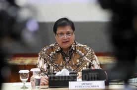 Presiden Tunjuk Menko Airlangga jadi Ketua Harian…