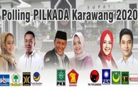 Real Count Pilkada 2020: 'Sultan' Karawang Haji Aep…