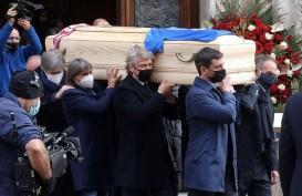 Alangkah Tega, Paolo Rossi Dimakamkan, Rumahnya Dibobol Maling