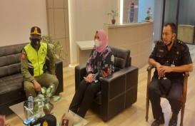 Wisuda Unmer Malang Dihentikan Tim Penegak Disiplin Covid