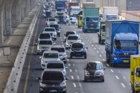 Ada Pekerjaan Rekonstruksi Ruas Jalan Tol Jakarta-Cikampek,…
