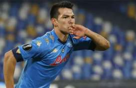 Hasil Liga Italia : Roma, Atalanta, Napoli Raup Poin Penuh