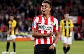 Hasil Liga Belanda, PSV Eindhoven Merapat ke Ajax Amsterdam