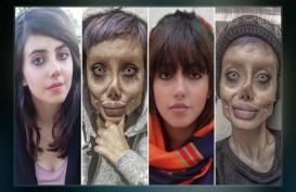 Sahar Tabar, Selebgram Peniru Zombie Angelina Jolie Divonis 10 Tahun Penjara