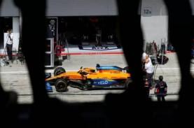 Tim F1 McLaren Lepas Sebagian Saham ke Investor AS