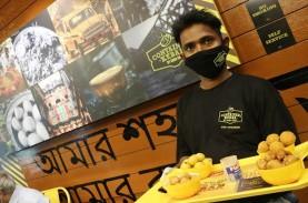 Waralaba Kebab Baba Rafi Ekspansi ke India