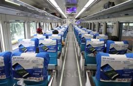 KAI: Tiket Kereta dari Gambir dan Pasar Senen Terjual 50 Persen