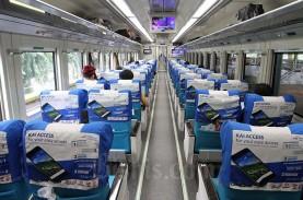KAI: Tiket Kereta dari Gambir dan Pasar Senen Terjual…