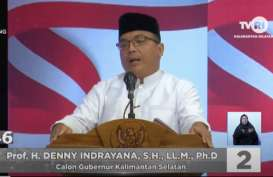 Denny Indrayana Siap Gugat Hasil Pilgub Kalsel ke MK