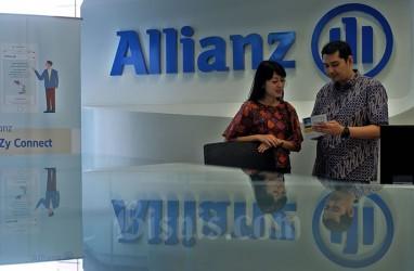 Pendapatan Premi Allianz Tetap Tumbuh saat Pandemi, Adaptasi jadi Kunci