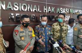 Penembakan Laskar FPI, Komnas HAM:Permintaan Keterangan Berlanjut