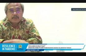 Dirut BPD Kalteng Yayah Diasmono Raih CEO BPD of The…