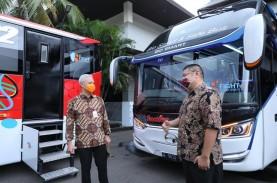 Inilah Penampakan Bus Anticorona