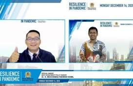 Bisnis Indonesia Award: Lahirkan Rebana Metropolitan, Ridwan Kamil Raih Best Investment Policy Maker