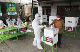 Pilkada 2020 Jateng: 6 Calon Tunggal yang Diusung Golkar Menang Melawan Kotak Kosong